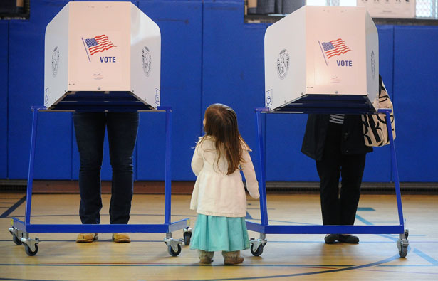 Voting in New York State